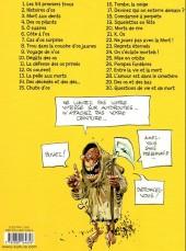 Verso de Pierre Tombal -29a2014- Des os et des bas