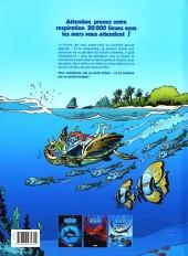 Verso de Les animaux marins en bande dessinée -3- Tome 3