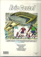 Verso de Eric Castel -2b- Match retour!