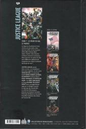 Verso de Justice League (DC Renaissance) -7- Le Règne du mal - 2e partie