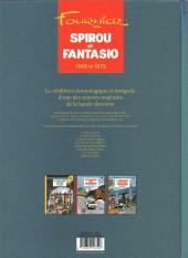 Verso de Spirou et Fantasio -6- (Int. Dupuis 2) -9a- 1969-1972