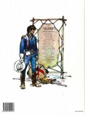 Verso de Blueberry -7a90- Le cheval de fer