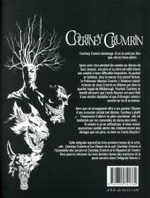 Verso de Courtney Crumrin -INT1- Intégrale Volume 1
