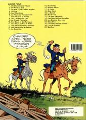 Verso de Les tuniques Bleues -23a1988- Les Cousins d'en face