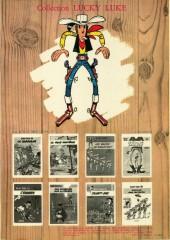 Verso de Lucky Luke -5b82- Lucky Luke contre Pat Poker
