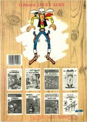 Verso de Lucky Luke -18b83- A l'Ombre des Derricks
