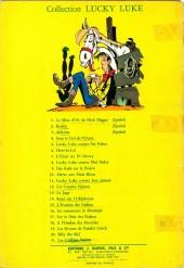 Verso de Lucky Luke -20a64- Billy the Kid