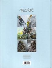 Verso de La nouvelle encyclopédie de Masse -2- M - Z