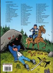 Verso de Les tuniques Bleues -47Ind- Les nancy hart