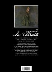 Verso de Les 3 Fruits