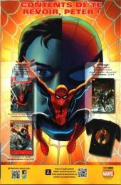 Verso de Marvel Saga Hors Série (1e série - 2014) -2- Un besoin de justice ?