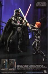 Verso de Star Wars Vol.2 (Marvel comics - 2015) -1- Book 1 Skywalker Strikes