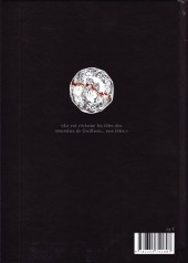 Verso de Le roy des Ribauds -1- Livre I