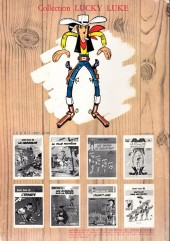 Verso de Lucky Luke -29a75- Des barbelés sur la prairie
