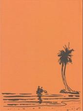 Verso de Corto Maltese (Intégrales en coffret) -INT1- La jeunesse - La ballade de la mer salée