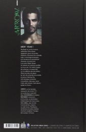 Verso de Arrow -1- Volume 1