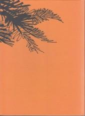 Verso de Corto Maltese (Intégrales en coffret) -INT2- Sous le signe du capricorne - Corto toujours un peu plus loin
