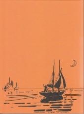 Verso de Corto Maltese (Intégrales en coffret) -INT5- La maison dorée de Samarkand