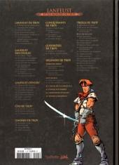 Verso de Lanfeust et les mondes de Troy - La collection (Hachette) -49- Trolls de Troy - Le Feu occulte