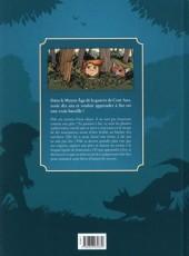 Verso de Le livre de Piik -1- Le secret de Sallertaine