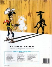 Verso de Lucky Luke -34e86- Dalton City