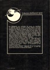 Verso de Tanguy et Laverdure (16/22) -218- Pour l'honneur des cocardes