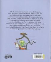 Verso de Kiki et Aliène -2- Coucou, c'est encore nous !