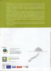 Verso de (AUT) Ernst - L'arbre champêtre, première matière