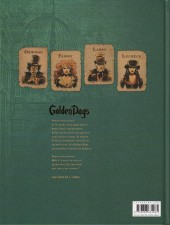 Verso de Golden Dogs -4- Quatre