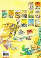 Verso de Pierre Tombal -2b1997- Histoires d'os