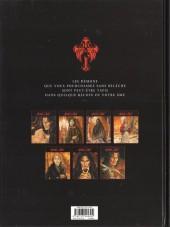 Verso de Le prince de la Nuit -7- La Première Mort