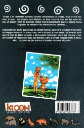 Verso de Animal Kingdom -8- Tome 8