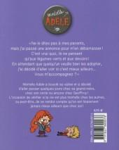 Verso de Mortelle Adèle -8- Parents à vendre