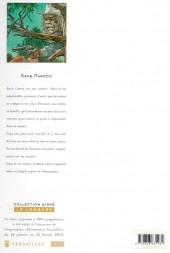 Verso de Sans Pardon - Tome ES
