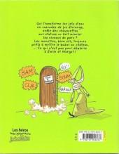 Verso de Emile et Margot -3- Un bazar monstre !