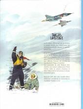 Verso de Tanguy et Laverdure (intégrale 2015) -2- L'Escadrille des cigognes