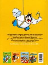 Verso de Les grands Héros Disney -4- Abominable Pat Hibulaire