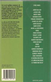 Verso de (AUT) Franquin -10- Franquin