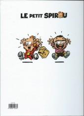 Verso de Le petit Spirou -8b2013- T'as qu'à t'retenir !