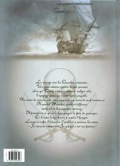 Verso de Le sang du dragon -9- Au nom de... Satan !