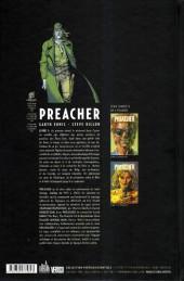 Verso de Preacher (Urban Comics) -1- Livre I