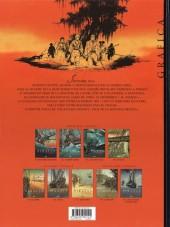 Verso de Les pirates de Barataria -8- Gaspesie