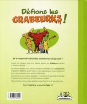 Verso de Défions les Grabeurks !