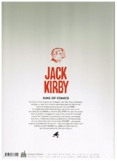 Verso de (AUT) Kirby, Jack - Jack Kirby : King of comics