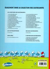 Verso de Les schtroumpfs -14Ind- L'Aéroschtroumpf