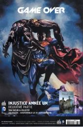 Verso de Batman Saga -33- Numéro 33