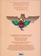 Verso de Mamada -2- Tonitruante résidente