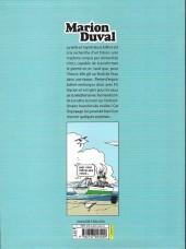 Verso de Marion Duval -24- Le trésor englouti