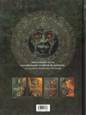 Verso de Conquistador (Dufaux/Xavier) -4- Tome IV