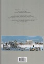 Verso de La gloire des Aigles -1- Sauve-la-vie